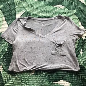 Speckled heather tee - better in a bundle!